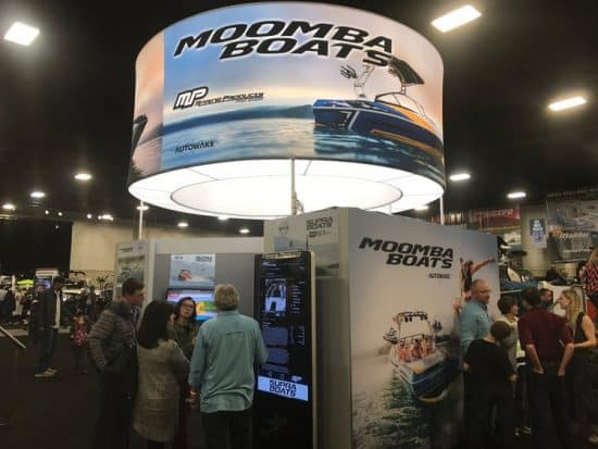 Interactive Signage - Stream Case Study - Trade Show