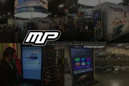 Interactive Signage Case Study: Marine Products Boat Dealer