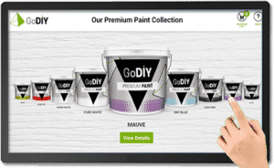 GoDiY Paint Collection