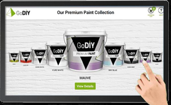 GoDiY Paint Collection