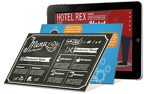 TOP 3 BENEFITS OF DIGITAL MENUS