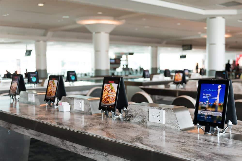 Stream Tablets Menu - Interactive
