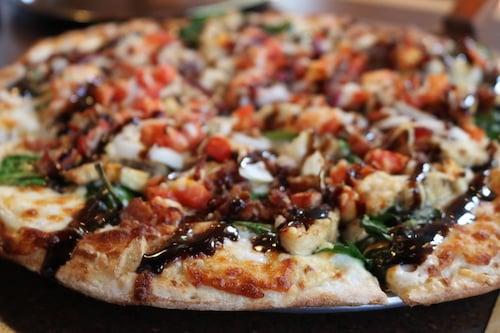 Digital Pizza Menu - Stream Case Study -Coburg Pizza Co - Food - Pizza