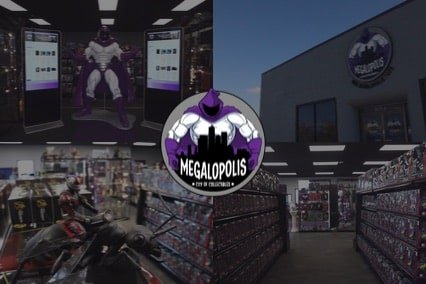 Megalopolis-Case Study with Stream Signage