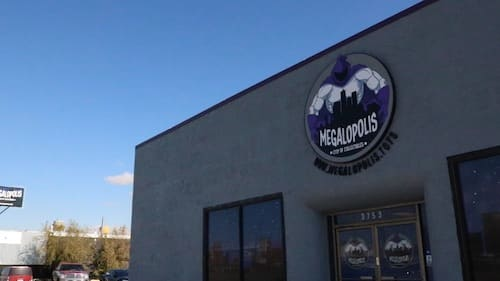 Retail Signage - Stream Case Study - Megalopolis - Store