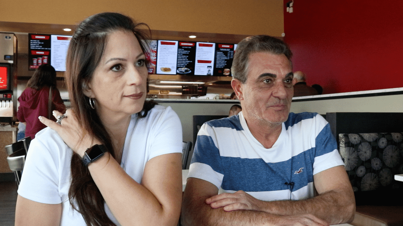 Digital Drive Thru Menu - Stream Case Study - American Burgers - Mary and Angelo