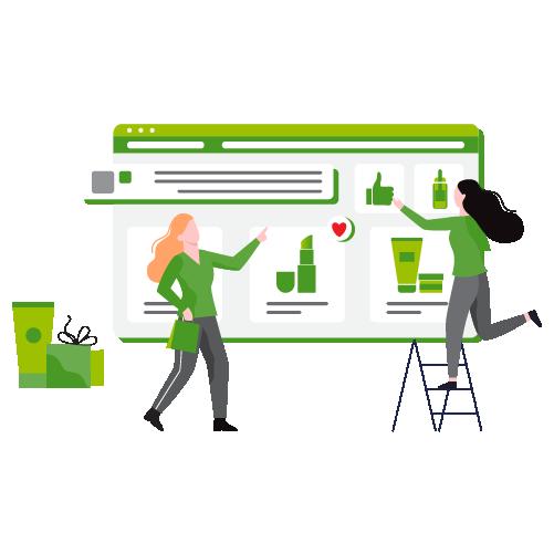 Website Development - Online Ordering