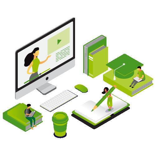 Website Development eLearning - STREAM