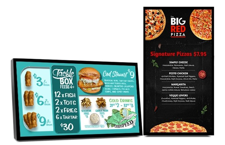 DigSignage_PizzaCOD 2