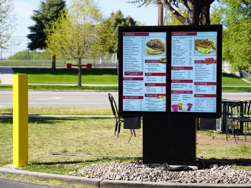DT - California Burgers